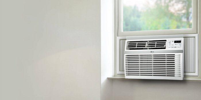 air conditioner window