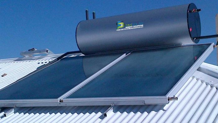 best solar water heater