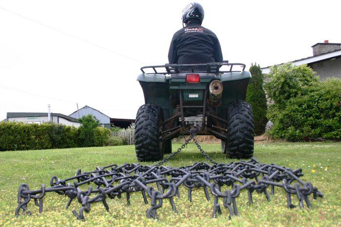 heavy duty chain harrow